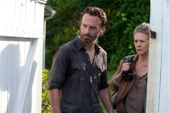 "The Walking Dead Season 4 Episode 4: ""Indifferent"""